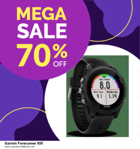 13 Best Black Friday and Cyber Monday 2020 Garmin Forerunner 935 Deals [Up to 50% OFF]