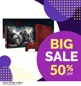 9 Best Black Friday and Cyber Monday Gears Of War 4 Xbox Deals 2020 [Up to 40% OFF]