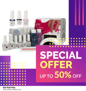 9 Best After Christmas Deals Gel Nail Kits Deals 2020 [Up to 40% OFF]