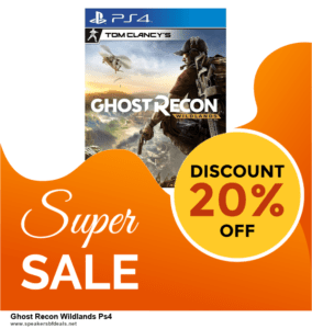 13 Best After Christmas Deals 2020 Ghost Recon Wildlands Ps4 Deals [Up to 50% OFF]