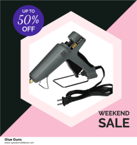 List of 6 Glue Guns Black Friday 2020 and Cyber MondayDeals [Extra 50% Discount]
