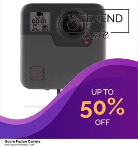 6 Best Gopro Fusion Camera After Christmas Deals | Huge Discount