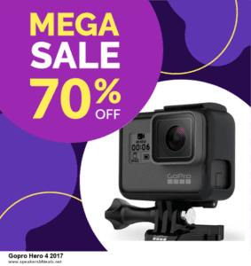 List of 10 Best Black Friday and Cyber Monday Gopro Hero 4 2017 Deals 2020