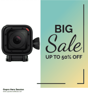 Top 5 After Christmas Deals Gopro Hero Session Deals [Grab Now]