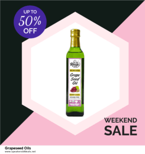 13 Exclusive Black Friday and Cyber Monday Grapeseed Oils Deals 2020