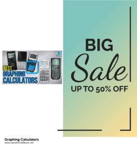 5 Best Graphing Calculators After Christmas Deals & Sales