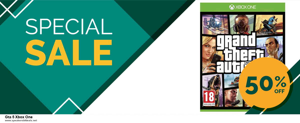 7 Best Gta 5 Xbox One Black Friday 2020 and Cyber Monday Deals [Up to 30% Discount]