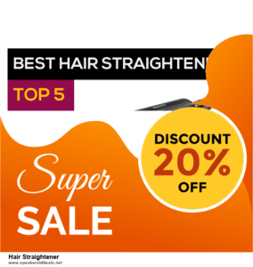Top 5 Black Friday and Cyber Monday Hair Straightener Deals 2020 Buy Now