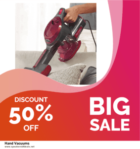 Top 11 Black Friday and Cyber Monday Hand Vacuums 2020 Deals Massive Discount