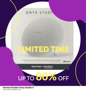 7 Best Harman Kardon Onyx Studio 4 After Christmas Deals [Up to 30% Discount]