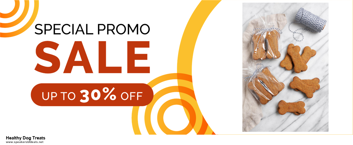 13 Exclusive Black Friday and Cyber Monday Healthy Dog Treats Deals 2020