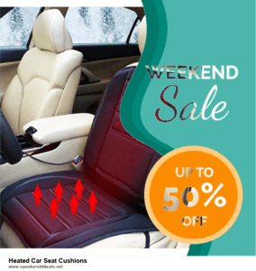 5 Best Heated Car Seat Cushions After Christmas Deals & Sales