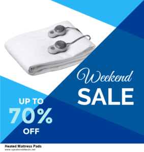 9 Best Black Friday and Cyber Monday Heated Mattress Pads Deals 2020 [Up to 40% OFF]