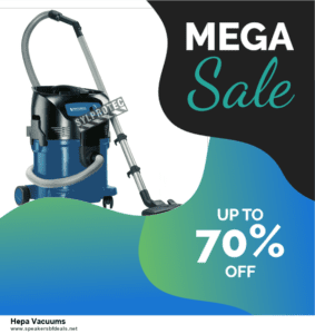 Top 10 Hepa Vacuums Black Friday 2020 and Cyber Monday Deals