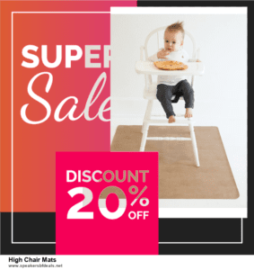 Top 10 High Chair Mats Black Friday 2020 and Cyber Monday Deals