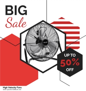 5 Best High Velocity Fans After Christmas Deals & Sales