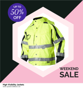 7 Best High Visibility Jackets After Christmas Deals [Up to 30% Discount]