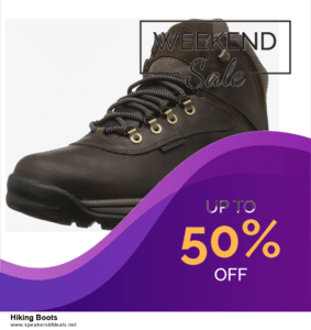6 Best Hiking Boots After Christmas Deals | Huge Discount