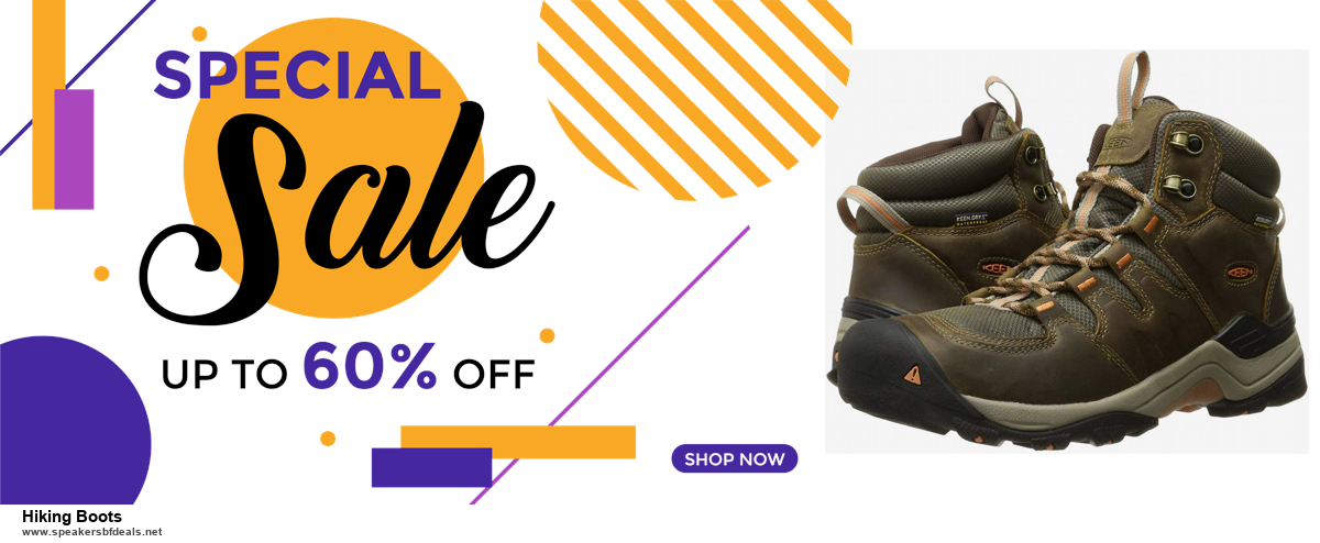 6 Best Hiking Boots Black Friday 2020 and Cyber Monday Deals | Huge Discount