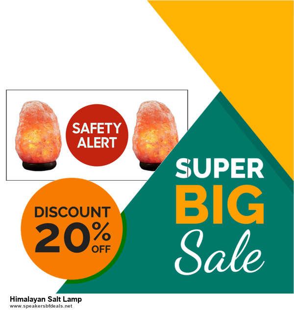 13 Exclusive Black Friday and Cyber Monday Himalayan Salt Lamp Deals 2020