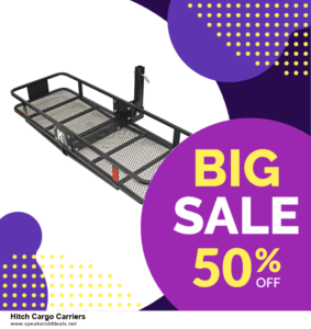 List of 10 Best Black Friday and Cyber Monday Hitch Cargo Carriers Deals 2020