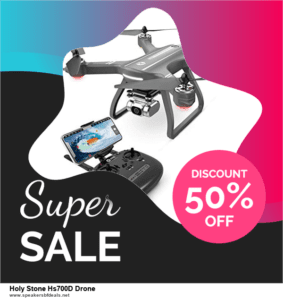 List of 6 Holy Stone Hs700D Drone After Christmas DealsDeals [Extra 50% Discount]