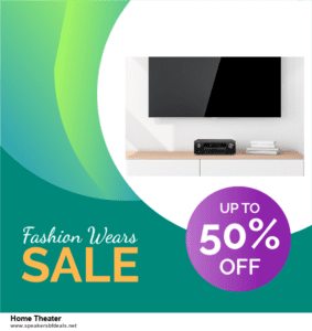 Grab 10 Best Black Friday and Cyber Monday Home Theater Deals & Sales