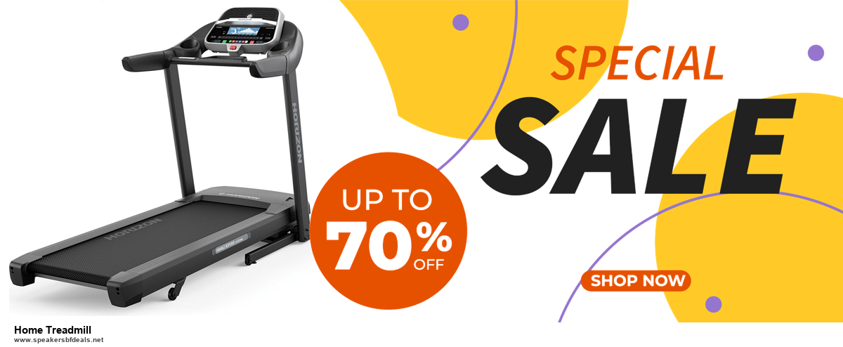 5 Best Home Treadmill Black Friday 2020 and Cyber Monday Deals & Sales