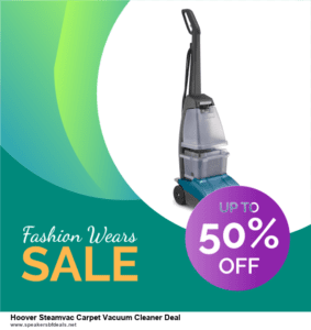 Top 5 After Christmas Deals Hoover Steamvac Carpet Vacuum Cleaner Deal Deals [Grab Now]