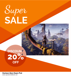 7 Best Horizon Zero Dawn Ps4 After Christmas Deals [Up to 30% Discount]