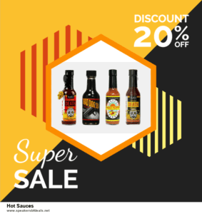 7 Best Hot Sauces After Christmas Deals [Up to 30% Discount]