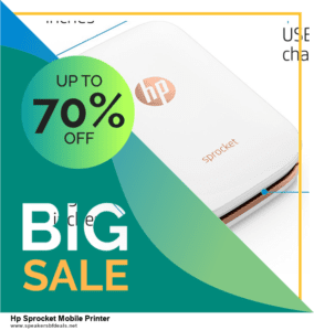 13 Best Black Friday and Cyber Monday 2020 Hp Sprocket Mobile Printer Deals [Up to 50% OFF]