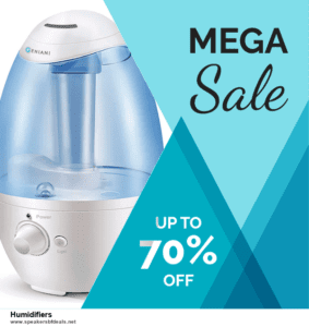 13 Best After Christmas Deals 2020 Humidifiers Deals [Up to 50% OFF]