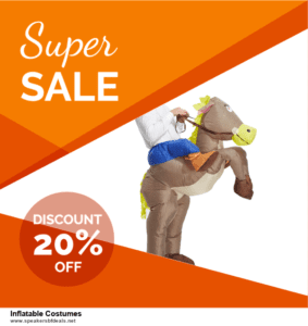 7 Best Inflatable Costumes After Christmas Deals [Up to 30% Discount]