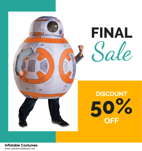 7 Best Inflatable Costumes Black Friday 2020 and Cyber Monday Deals [Up to 30% Discount]