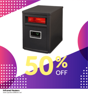 Top 5 After Christmas Deals Infrared Heaters Deals [Grab Now]