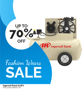 7 Best Ingersoll Rand Ss3F2 After Christmas Deals [Up to 30% Discount]