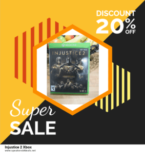 13 Exclusive After Christmas Deals Injustice 2 Xbox Deals 2020