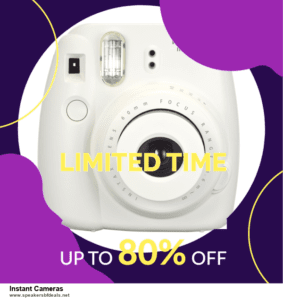 Top 10 Instant Cameras Black Friday 2020 and Cyber Monday Deals