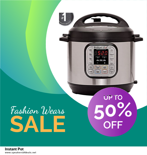 7 Best Instant Pot Black Friday 2020 and Cyber Monday Deals [Up to 30% Discount]