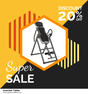 9 Best After Christmas Deals Inversion Tables Deals 2020 [Up to 40% OFF]