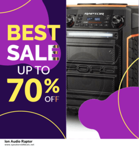 13 Best After Christmas Deals 2020 Ion Audio Raptor Deals [Up to 50% OFF]