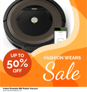 5 Best Irobot Roomba 890 Robot Vacuum After Christmas Deals & Sales