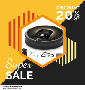 List of 6 Irobot Roomba 980 Black Friday 2020 and Cyber MondayDeals [Extra 50% Discount]