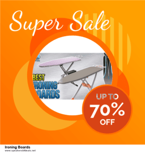 List of 6 Ironing Boards After Christmas DealsDeals [Extra 50% Discount]