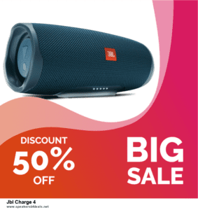 Grab 10 Best Black Friday and Cyber Monday Jbl Charge 4 Deals & Sales