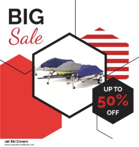 Grab 10 Best Black Friday and Cyber Monday Jet Ski Covers Deals & Sales