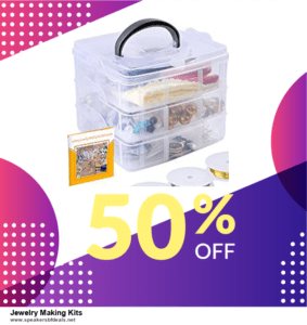 10 Best Jewelry Making Kits After Christmas Deals Discount Coupons