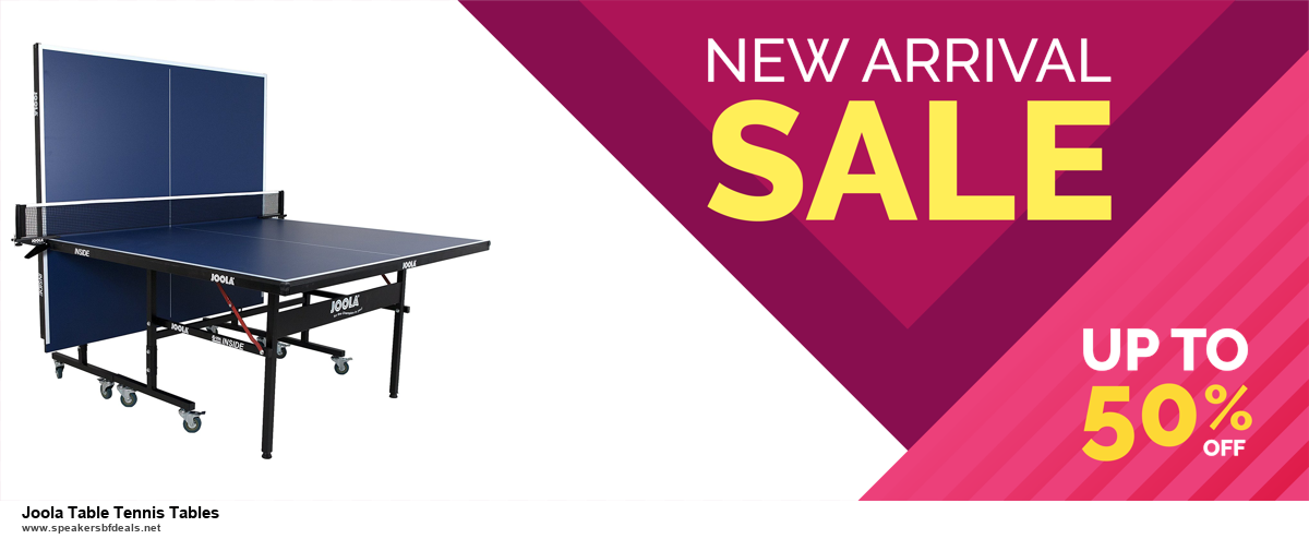 Top 5 Black Friday 2020 and Cyber Monday Joola Table Tennis Tables Deals [Grab Now]