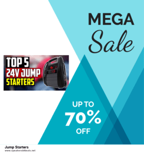 List of 6 Jump Starters After Christmas DealsDeals [Extra 50% Discount]